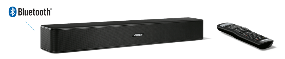 Home Cinema Test - Bestseller 2019 - Bose Solo 5