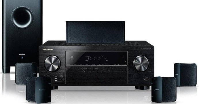 Home Cinema Test Bestseller 2019 - Pioneer HTP 206B