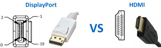 DisplayPort vs HDMI Beitragsbild