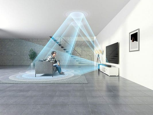 Dolby 3D Atmos Soundbar