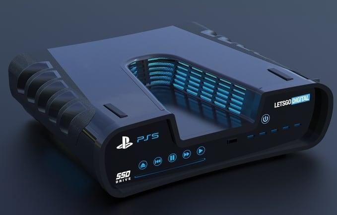 PS5 Rendering PS5 vs Xbox Series X